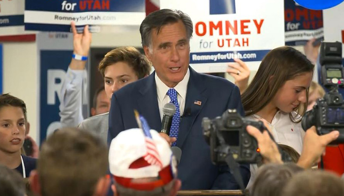 Mitt Romney, a one-time Republican presidential nominee, emerged victorious in the race to represent Utah in the U.S. Senate.