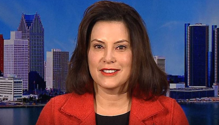 Gretchen Whitmer is the Democratic governor-elect of Michigan. She replaces Gov. Rick Snyder, a Republican who was term-limited. She defeated Republican Bill Schuette.