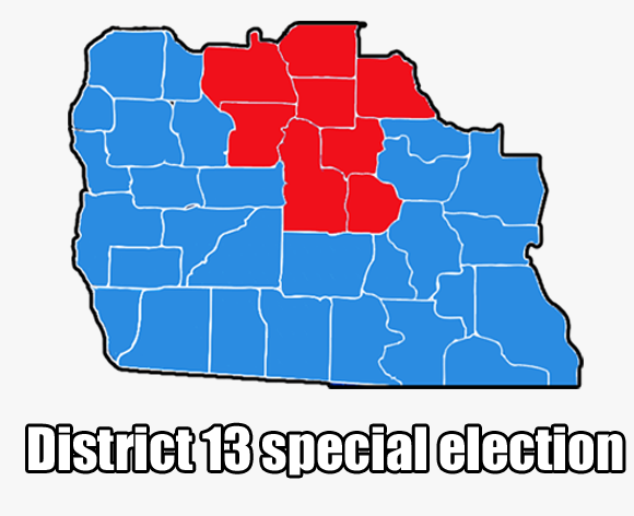 District 13 special election