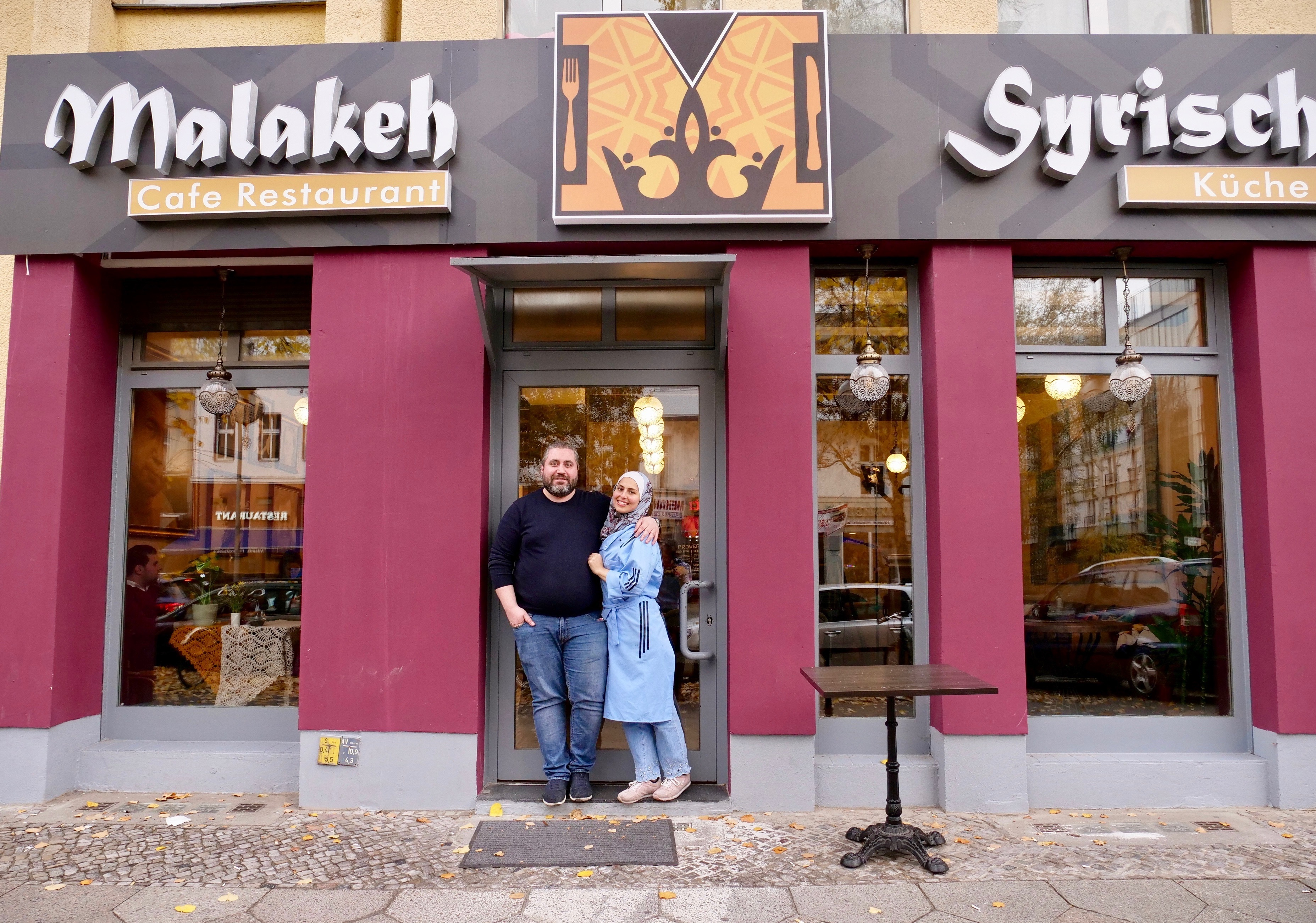 A Taste Of Home Syrian Tv Chef Opens Restaurant In Berlin Don T