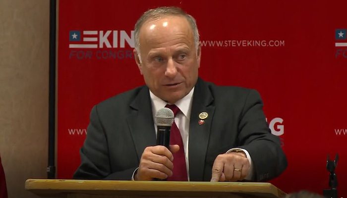 Rep. Steve King, R-Iowa, won re-election despite his comments on white nationalism, which cost him the support of Land O'Lakes and garnered him a scolding from some in the Republican establishment.