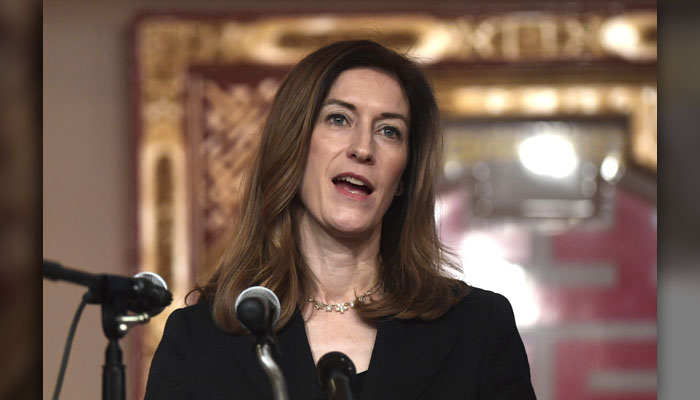 Rachel Brand - The third in line in the Justice Department behind Jeff Sessions and Rod Rosenstein, the associate attorney general left the DOJ to take a private-sector position in February, only nine months after she was confirmed for the post. (AP Photo/Susan Walsh)