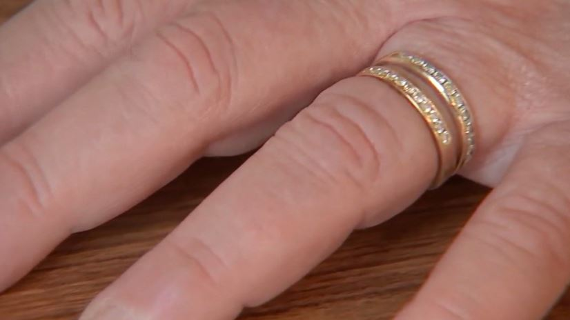 Woman S Diamond Ring Flushed Down Toilet 9 Years Ago Resurfaces