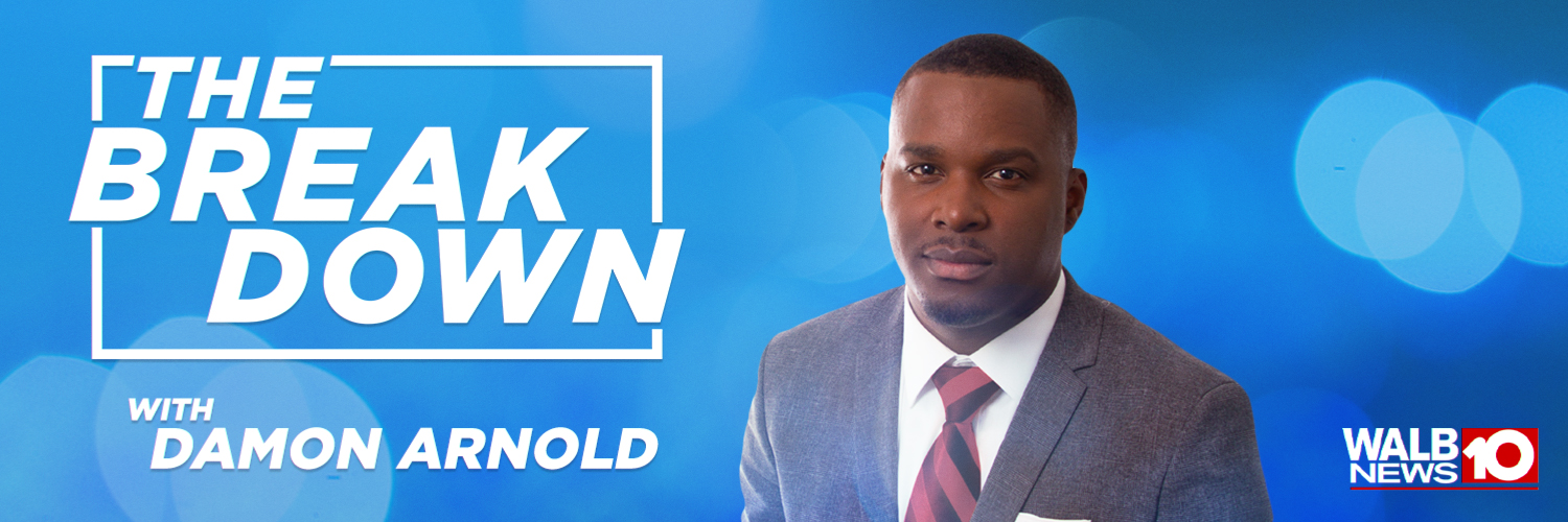 The Breakdown with Damon Arnold