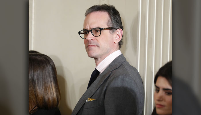 Michael Anton - The former National Security Council spokesman announced in April he was leaving his White House position, joining Hillsdale College's Kirby Center as a writer and lecturer. In a July Washington Post op-ed, he argued against birthright citizenship. (AP Photo/Pablo Martinez Monsivais)