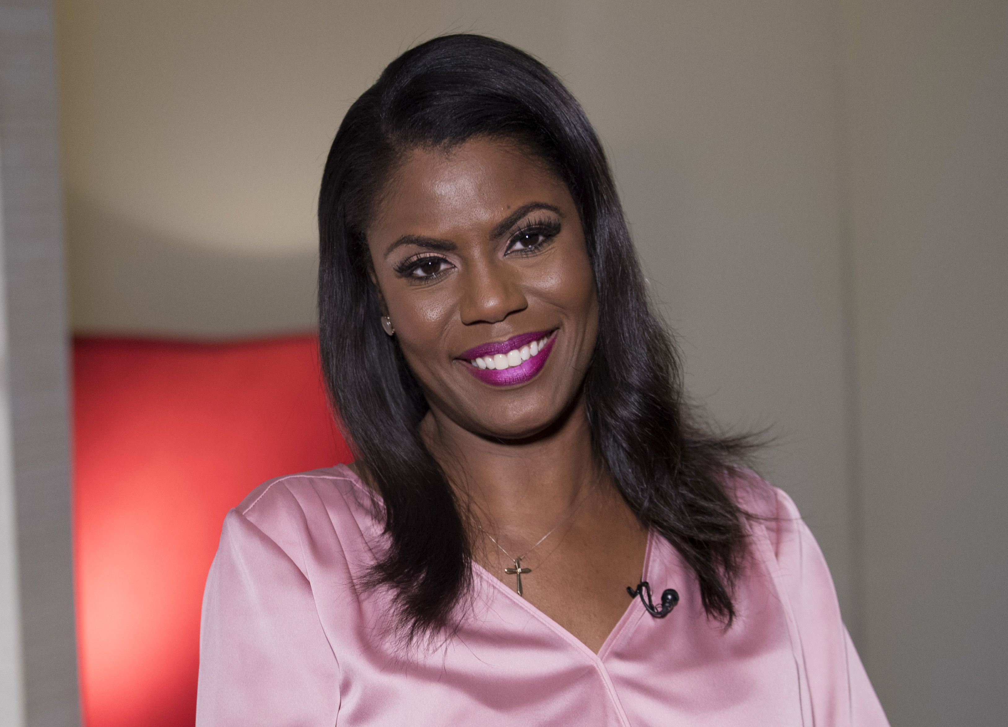 """Omarosa Manigault Newman - A former reality TV star, she returned to reality TV and has been critical of Trump after her dismissal as head of communications for the White House Office of Public Liaison. Manigault Newman's """"Unhinged"""" sold 34,000 copies, NPD BookScan reported Aug. 23. BookScan tracks around 85 percent of the print market. She also released a tape purportedly of Lara Trump offering her a $15,000-a-month job after her December 2017 firing from the administration. (AP Photo/Mary Altaffer, File)"""
