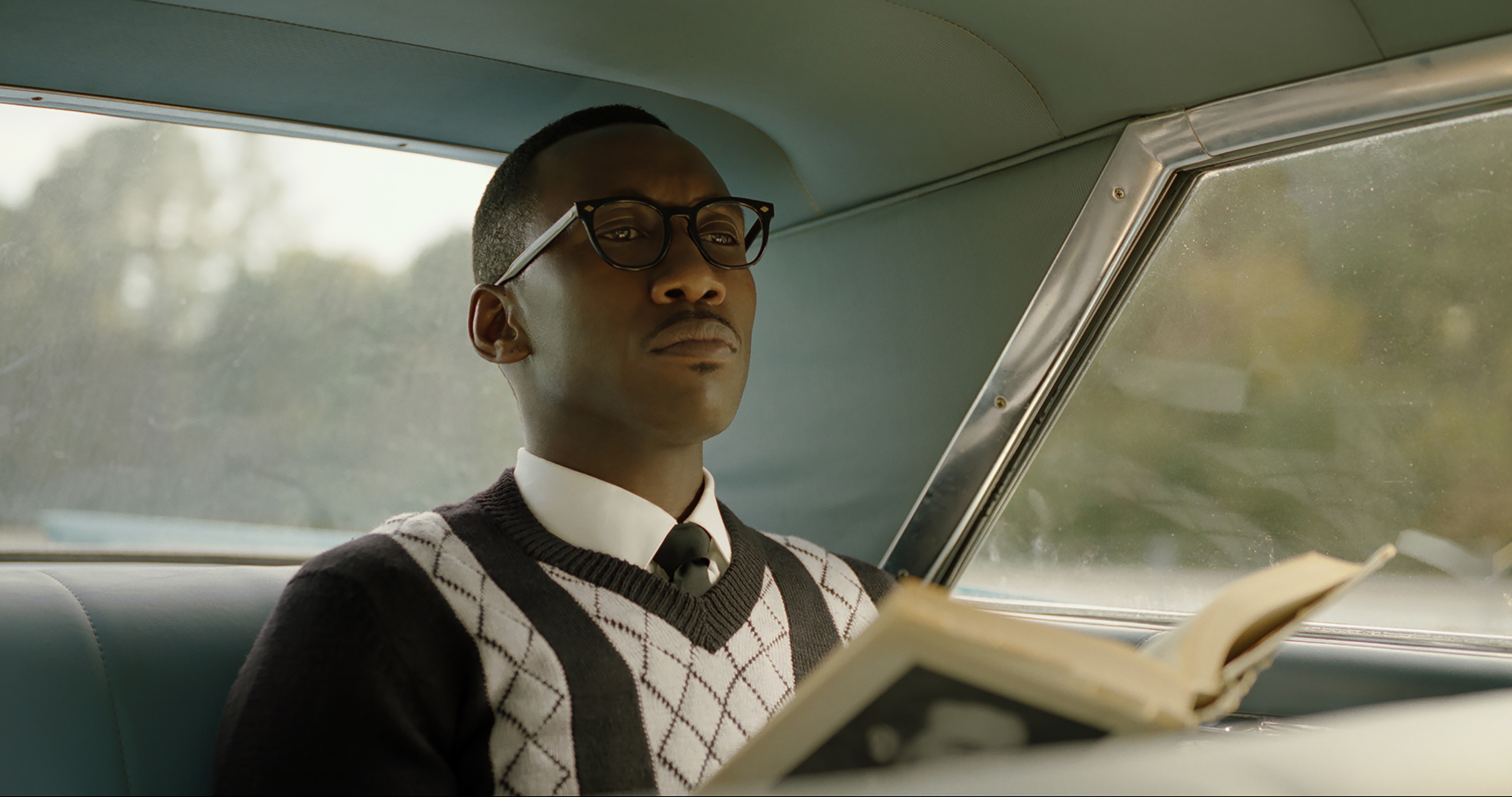 This image released by Universal Pictures shows Mahershala Ali in a scene from