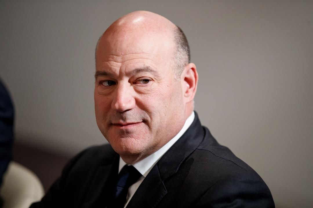 Gary Cohn - The former White House chief economic adviser, seen here listening during a meeting between President Donald Trump and Israeli Prime Minister Benjamin Netanyahu at the World Economic Forum in Davos, Switzerland, resigned in April amid disputes with Trump. (AP Photo/Evan Vucci)