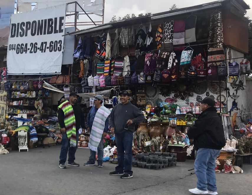 Many vendors in Tijuana are worried about their jobs. (Source: KOLD News 13)